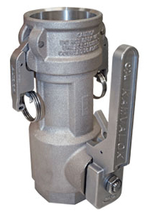 OPW Kamvalok dry disconnect coupling 1700D